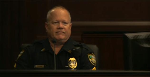 (Sergeant Shore, Jacksonville Sheriff's Office)