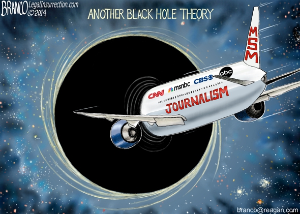 Black Hole Theory Malaysia Flight 370