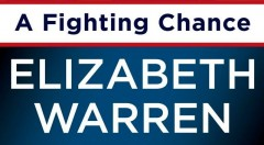 Elizabeth Warren  A Fighting Chance Cover - Cropped