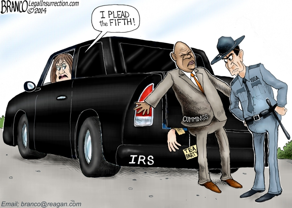 Lois Lerner Elijah Cummings Cartoon