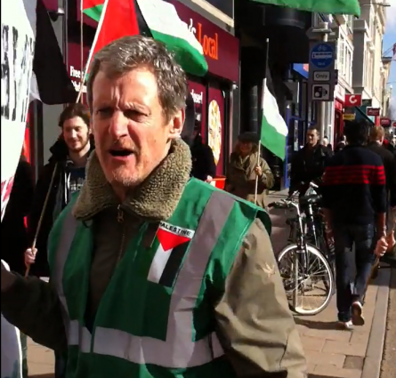 Sussex Friends of Israel Video Israeli Apartheid March