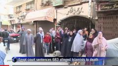 LI #21 Egypt Court Sentence