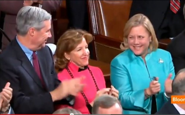 Landrieu's Liberal BFF Gets Slammed By Tea Party