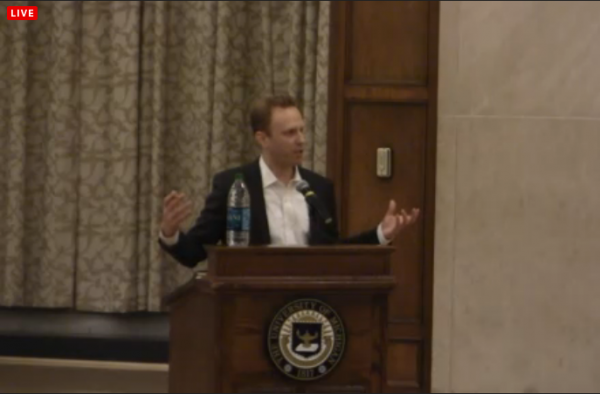 Max Blumenthal Michigan Divest 2