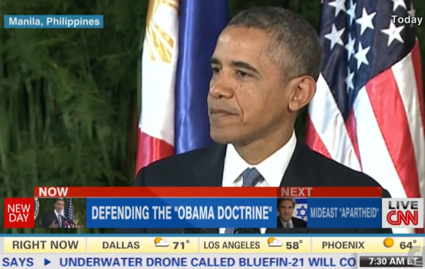Obama Doctrine