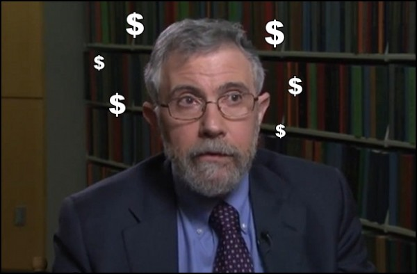 Paul Krugman Income Inequality