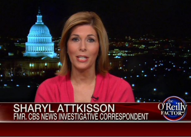 http://www.foxnews.com/on-air/oreilly/2014/04/11/sharyl-attkissons-career-investigative-reporting