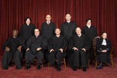 Supreme Court Justices 2010