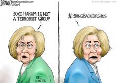 Hillary Clinton Boko Haram