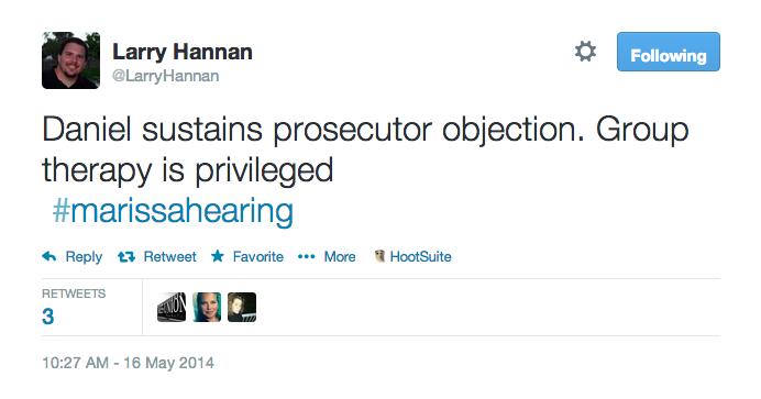 Daniel sustains prosecution objection