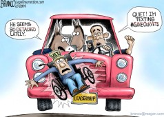 Obama Detached