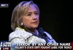 Hillary Boko Haram