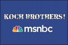 MSNBC Koch Brothers