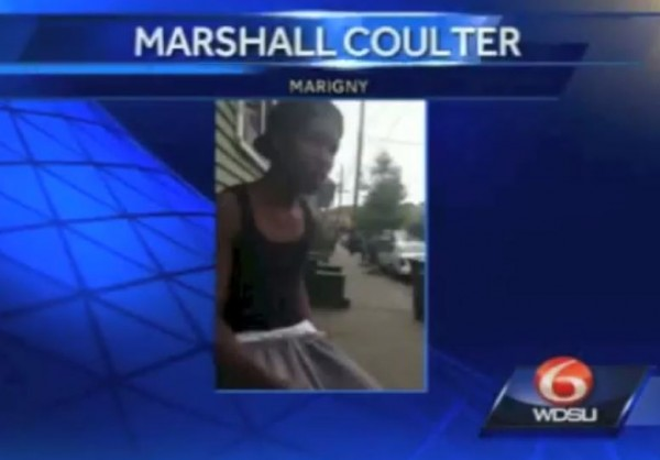 Marshall Coulter New Orleans burglary