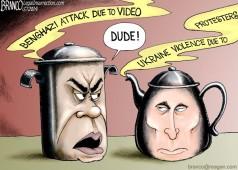 Obama, Putin is a Liar