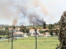San Diego Fire #01