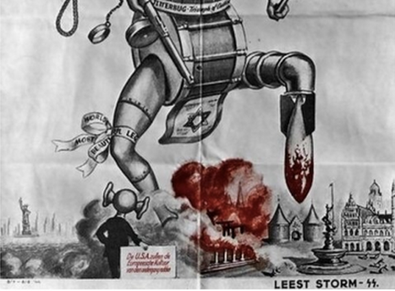 Vassar Nazi Poster cropped bottom