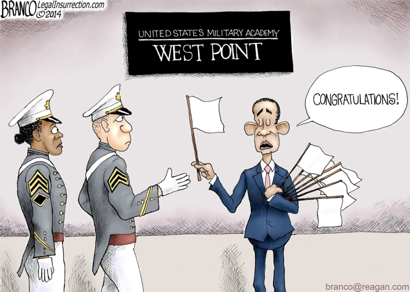Obama at West Point