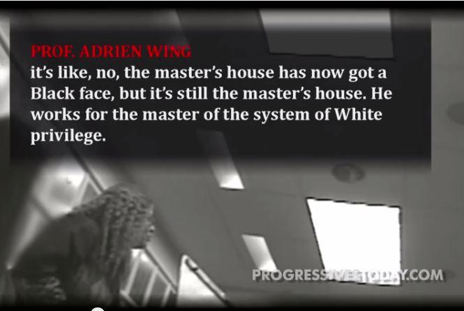 White Privilege Conference 2014 Master's House