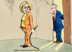 AF Branco Hillary Whip Cartoon Cropped
