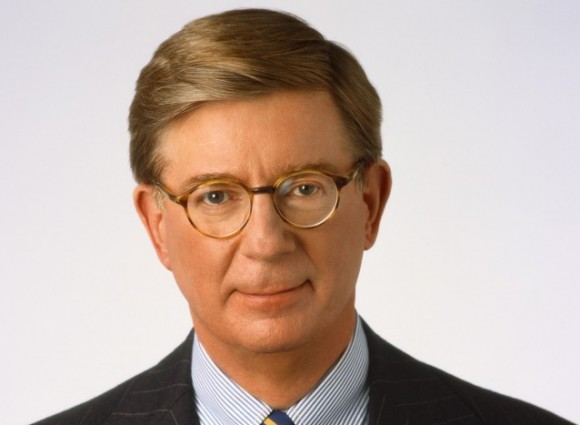 George Will Washington Post headshot