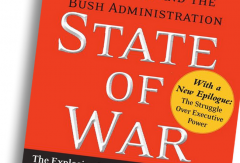 James Risen State of War Book Cover cropped