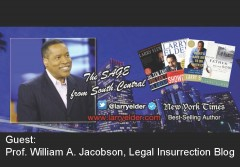 Larry Elder Show Facebook Banner - w watermark