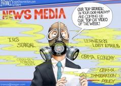 Obama scandals Smell Test