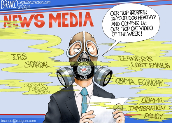Obama scandals Smell Test