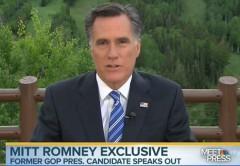 Romney MTP
