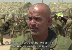 Col. Rasan Alian, commander of the Golani Brigade IDF