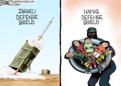 Hamas Human Shields