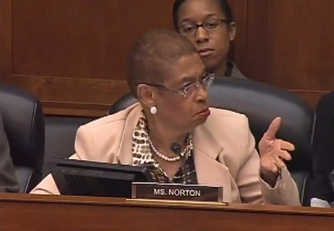eleanor holmes norton Eleanor holmes norton (born june 13, 1937) is a member of the united states house of representatives but is not a full voting member she is a delegate to congress representing the district of columbia, a position which carries more limited voting powers compared to full house members.