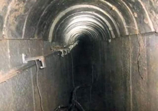 Hamas Gaza Tunnel NYT video