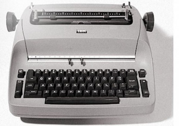 IBM typewriter Soviet bugging