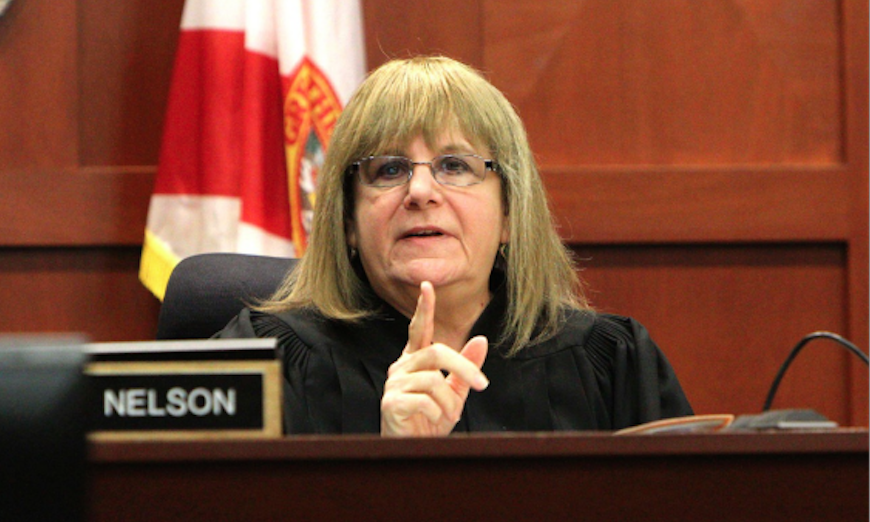 Judge Debra Nelson