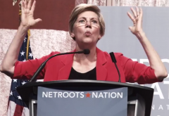 Run Liz Run Elizabeth Warren for President Video Netroots Hands Up