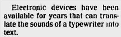 Soviets Bug Typewriters in U.S. Embassy sounds