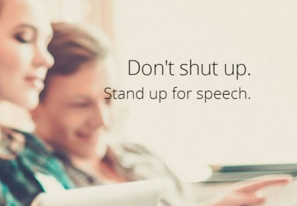 The FIRE Stand Up For Speech