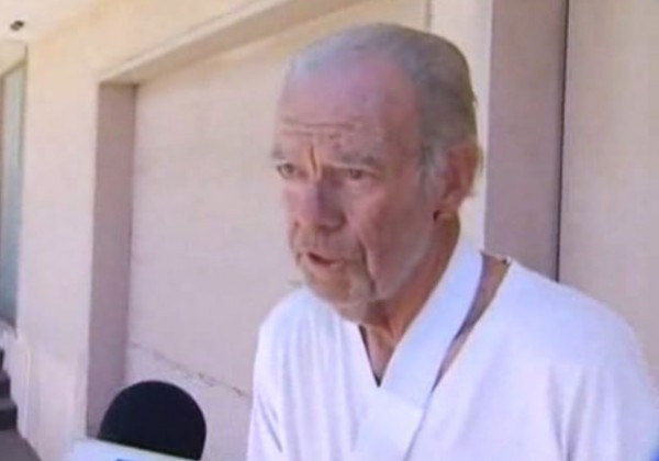 Tom Greer 80 year old shoots pregnant woman in back
