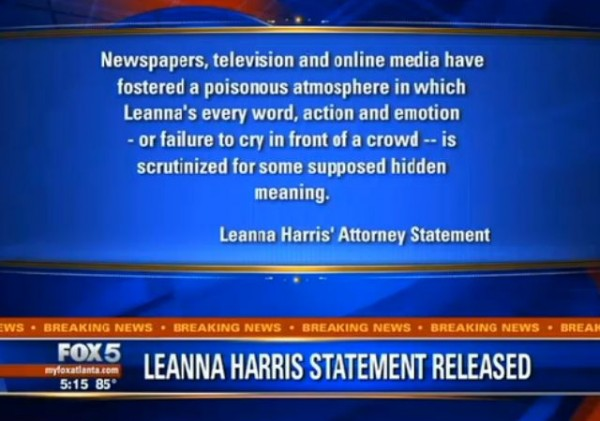 leanna-harris-statement-hot-car-death-case