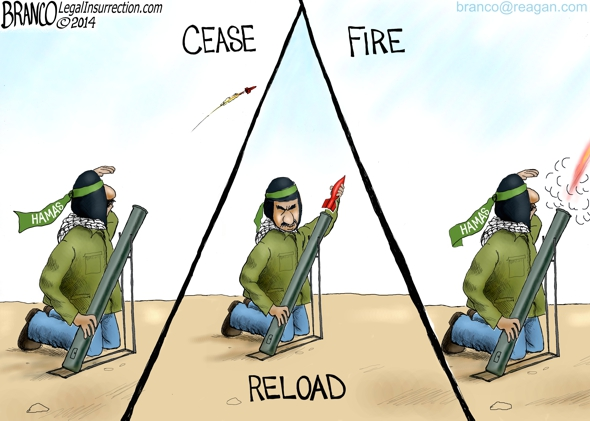 Ceasefire For Hamas