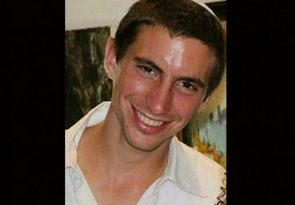 Hadar Goldin Israel Soldier Kidnapped