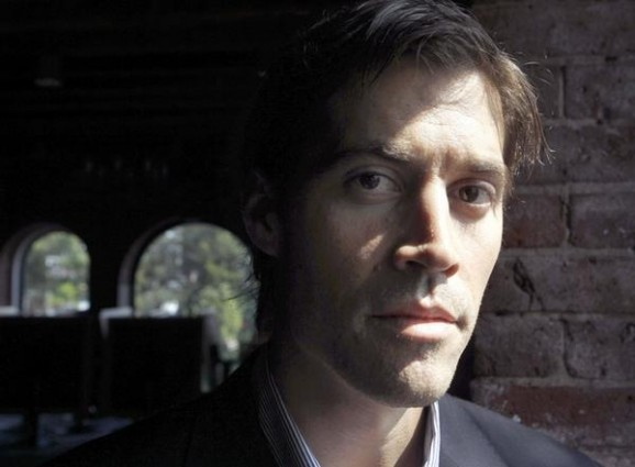 James Foley Journalist beheaded ISIS