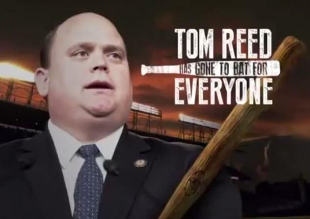 Martha Robertson Ad Himself Fat Tom Reed