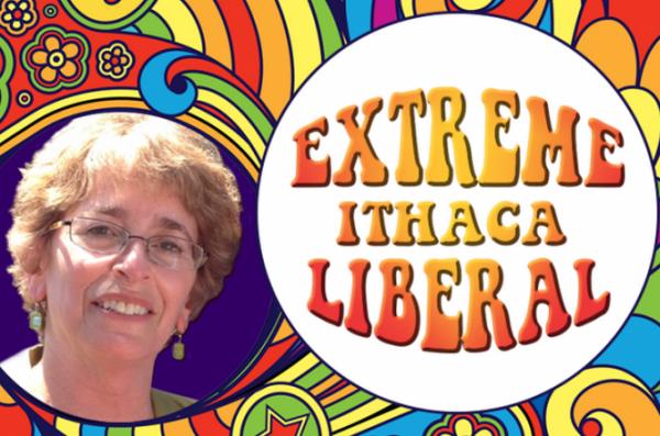 Martha Robertson Extreme Ithaca Liberal