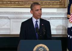 Obama statement Iraq Yazidi 8-7-2014