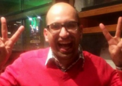 Steve Salaita Twitter Photo Cropped