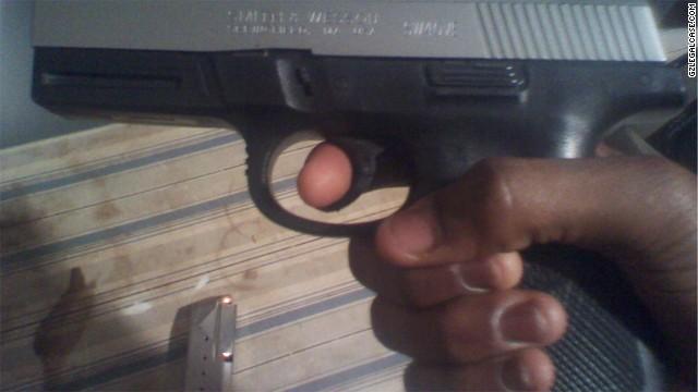 Trayvon Martin gun