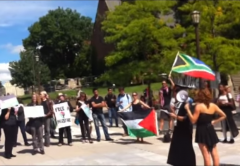 Cornell SJP Protest August 2014 Cornell Review Video